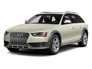 Glacier White Metallic 2014 Audi allroad Pictures allroad Wagon 4D Premium AWD I4 Turbo photos front view