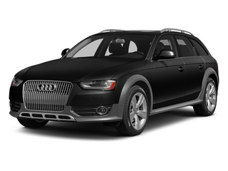 Brilliant Black 2014 Audi allroad Pictures allroad Wagon 4D Premium AWD I4 Turbo photos front view