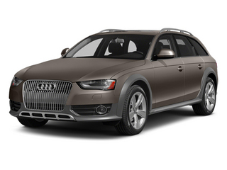 Dakota Gray Metallic 2014 Audi allroad Pictures allroad Wagon 4D Premium AWD I4 Turbo photos front view