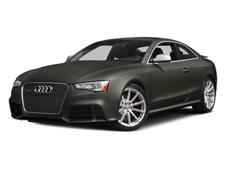 Daytona Gray Pearl Effect 2014 Audi RS 5 Pictures RS 5 Coupe 2D RS5 AWD V8 photos front view