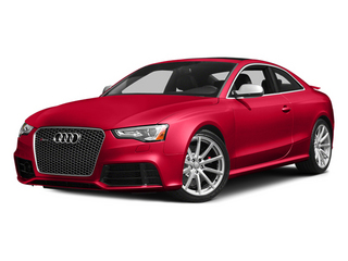 Misano Red Pearl Effect 2014 Audi RS 5 Pictures RS 5 Coupe 2D RS5 AWD V8 photos front view