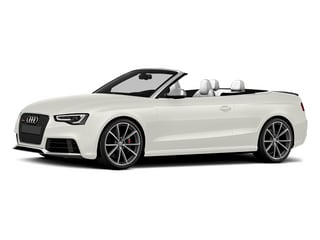 Ibis White/Black Roof 2014 Audi RS 5 Pictures RS 5 Convertible 2D RS5 AWD V8 photos front view