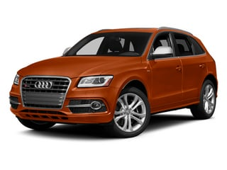 Volcano Red Metallic 2014 Audi SQ5 Pictures SQ5 Utility 4D Premium Plus AWD V6 photos front view