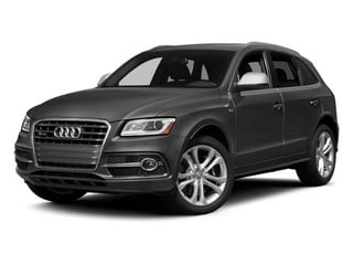 Lava Gray Pearl Effect 2014 Audi SQ5 Pictures SQ5 Utility 4D Premium Plus AWD V6 photos front view