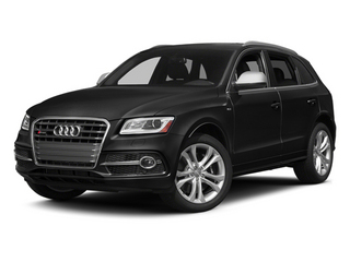Phantom Black Pearl Effect 2014 Audi SQ5 Pictures SQ5 Utility 4D Premium Plus AWD V6 photos front view