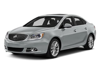 Quicksilver Metallic 2014 Buick Verano Pictures Verano Sedan 4D Leather I4 photos front view