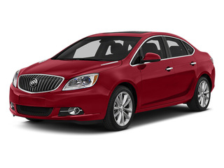 Crystal Red Tintcoat 2014 Buick Verano Pictures Verano Sedan 4D Leather I4 photos front view
