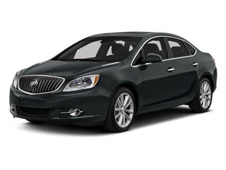 Smoky Gray Metallic 2014 Buick Verano Pictures Verano Sedan 4D Leather I4 photos front view