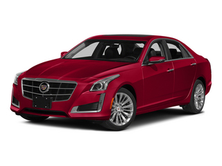 Red Obsession Tintcoat 2014 Cadillac CTS Sedan Pictures CTS Sedan 4D Performance V6 photos front view