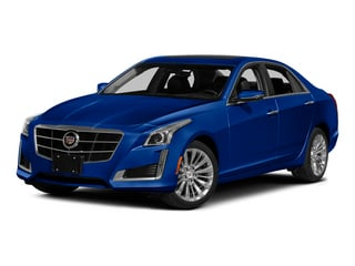 Opulent Blue Metallic 2014 Cadillac CTS Sedan Pictures CTS Sedan 4D Performance V6 photos front view
