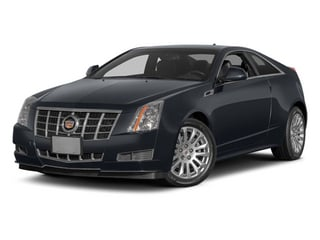 Phantom Gray Metallic 2014 Cadillac CTS Coupe Pictures CTS Coupe 2D Premium AWD V6 photos front view