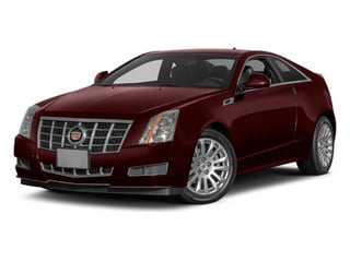 Crimson Red Metallic 2014 Cadillac CTS Coupe Pictures CTS Coupe 2D Premium AWD V6 photos front view