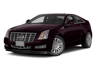 Majestic Plum Metallic 2014 Cadillac CTS Coupe Pictures CTS Coupe 2D Premium AWD V6 photos front view