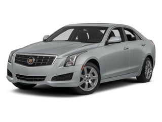 Radiant Silver Metallic 2014 Cadillac ATS Pictures ATS Sedan 4D Luxury I4 Turbo photos front view
