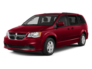 Redline 2 Coat Pearl 2014 Dodge Grand Caravan Pictures Grand Caravan Grand Caravan SE V6 photos front view