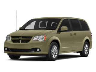 Cashmere/Sandstone Pearlcoat 2014 Dodge Grand Caravan Pictures Grand Caravan Grand Caravan R/T V6 photos front view