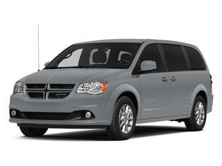 Billet Silver Metallic Clearcoat 2014 Dodge Grand Caravan Pictures Grand Caravan Grand Caravan R/T V6 photos front view
