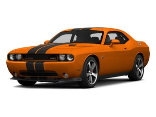 Header Orange Clearcoat 2014 Dodge Challenger Pictures Challenger Coupe 2D SRT-8 V8 photos front view