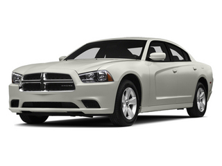 Ivory Tri-Coat Pearl 2014 Dodge Charger Pictures Charger Sedan 4D SXT V6 photos front view