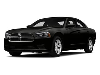 Pitch Black 2014 Dodge Charger Pictures Charger Sedan 4D SXT AWD V6 photos front view