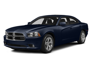 Jazz Blue Pearlcoat 2014 Dodge Charger Pictures Charger Sedan 4D R/T V8 photos front view