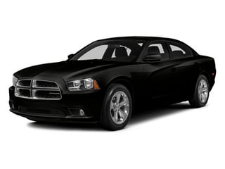 Pitch Black 2014 Dodge Charger Pictures Charger Sedan 4D R/T V8 photos front view