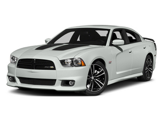 Bright White Clearcoat 2014 Dodge Charger Pictures Charger Sedan 4D SRT-8 Super Bee V8 photos front view
