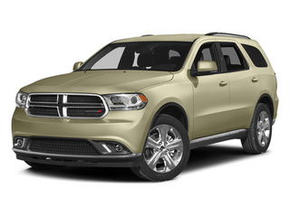 Sandstone Pearlcoat 2014 Dodge Durango Pictures Durango Utility 4D Citadel AWD V6 photos front view