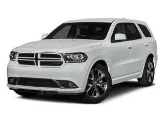 Bright White Clearcoat 2014 Dodge Durango Pictures Durango Utility 4D R/T 2WD V8 photos front view