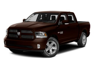 Western Brown 2014 Ram Truck 1500 Pictures 1500 Crew Cab Outdoorsman 4WD photos front view