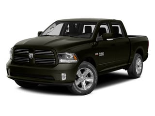 Black Gold Pearlcoat 2014 Ram Truck 1500 Pictures 1500 Crew Cab Outdoorsman 4WD photos front view