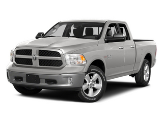 Bright Silver Metallic Clearcoat 2014 Ram 1500 Pictures 1500 Quad Cab Laramie 4WD photos front view