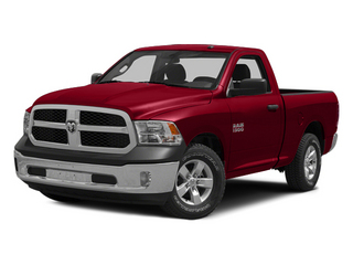Agriculture Red 2014 Ram Truck 1500 Pictures 1500 Regular Cab Tradesman 4WD photos front view