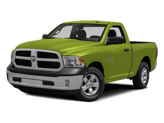 National Safety Yellow 2014 Ram Truck 1500 Pictures 1500 Regular Cab Tradesman 4WD photos front view