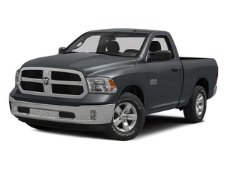 Maximum Steel Metallic Clearcoat 2014 Ram Truck 1500 Pictures 1500 Regular Cab R/T 2WD photos front view