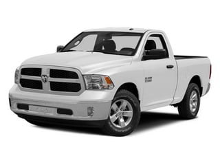 Bright White Clearcoat 2014 Ram Truck 1500 Pictures 1500 Regular Cab R/T 2WD photos front view