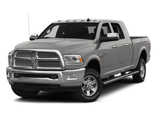 Bright Silver Metallic Clearcoat 2014 Ram 2500 Pictures 2500 Mega Cab SLT 4WD photos front view