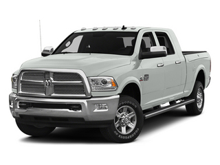 Bright White Clearcoat 2014 Ram 2500 Pictures 2500 Mega Cab SLT 4WD photos front view