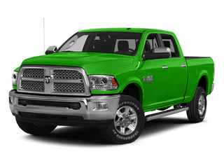 Hills Green 2014 Ram 2500 Pictures 2500 Crew Cab SLT 2WD photos front view