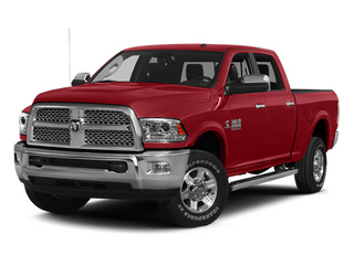 Bright Red 2014 Ram 2500 Pictures 2500 Crew Cab SLT 2WD photos front view