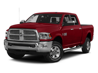 Flame Red Clearcoat 2014 Ram Truck 2500 Pictures 2500 Crew Cab Longhorn 2WD photos front view