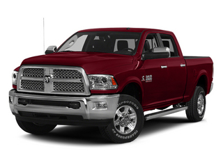 Deep Cherry Red Crystal Pearlcoat 2014 Ram Truck 2500 Pictures 2500 Crew Cab Longhorn 2WD photos front view