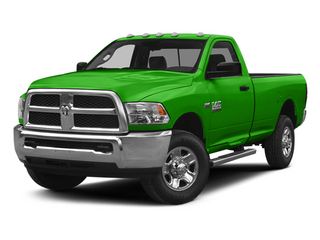Hills Green 2014 Ram Truck 2500 Pictures 2500 Regular Cab Tradesman 4WD photos front view