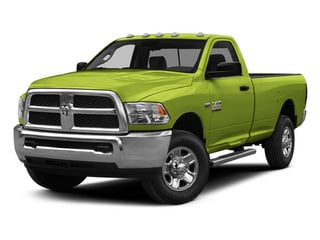 National Safety Yellow 2014 Ram Truck 2500 Pictures 2500 Regular Cab Tradesman 4WD photos front view