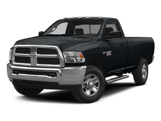 Maximum Steel Metallic Clearcoat 2014 Ram Truck 2500 Pictures 2500 Regular Cab Tradesman 4WD photos front view