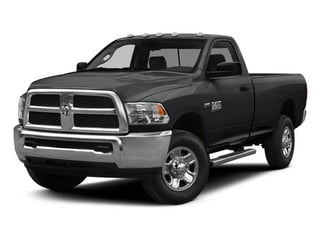 Granite Crystal Metallic Clearcoat 2014 Ram Truck 2500 Pictures 2500 Regular Cab Tradesman 4WD photos front view