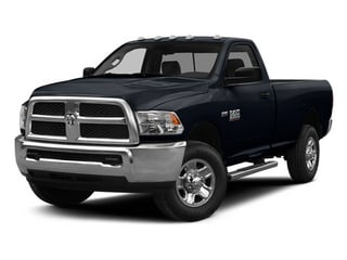Midnight Blue Pearlcoat 2014 Ram Truck 2500 Pictures 2500 Regular Cab Tradesman 4WD photos front view