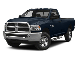 True Blue Pearlcoat 2014 Ram Truck 2500 Pictures 2500 Regular Cab Tradesman 4WD photos front view