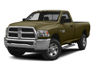 Prairie Pearlcoat 2014 Ram Truck 2500 Pictures 2500 Regular Cab Tradesman 4WD photos front view