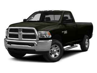 Black Gold Pearlcoat 2014 Ram Truck 2500 Pictures 2500 Regular Cab Tradesman 4WD photos front view